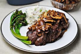 Mmmh...Steak :)