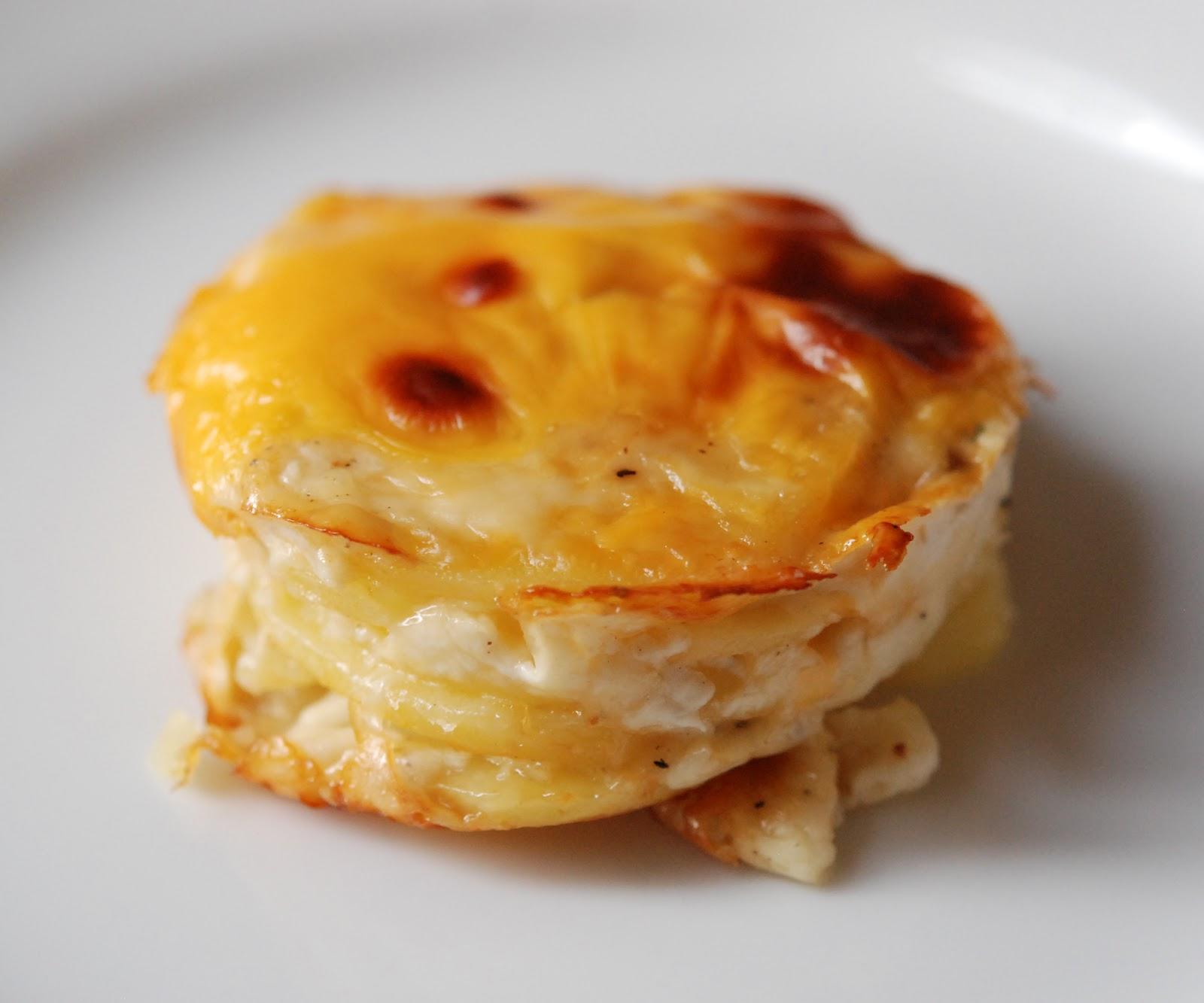 Potatoes Au Gratin Stone Wave Recipes